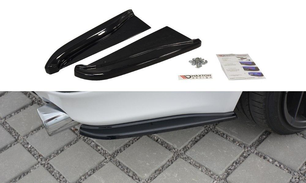 Splittery Tylne Boczne Lexus IS Mk2 - GRUBYGARAGE - Sklep Tuningowy